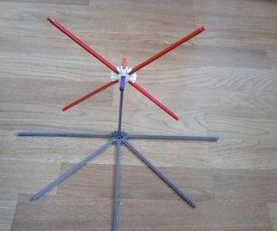 Knex  Windmill