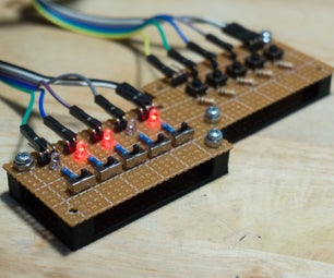LED and Switch Modules for Prototyping Arduino Projects