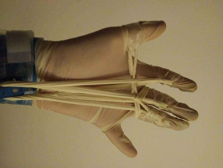 Overcoming Suit Atmosperic Pressure: Gauntlet of Gripping