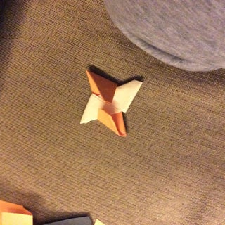 Origami Ninja Shuriken (Ninja Star)!