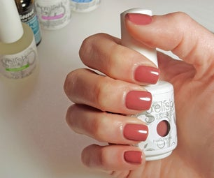 Video- DIY Gel Manicure & How to Make Them Last