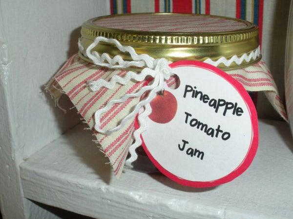 Homemade Tomato and Pineapple Jam