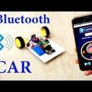 How to Make Mobile Remote Controlled Car Via Bluetooth