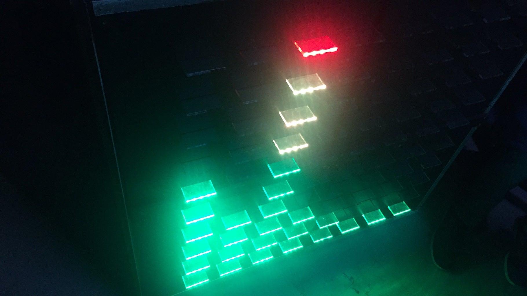 Vu Meter DJ Stand