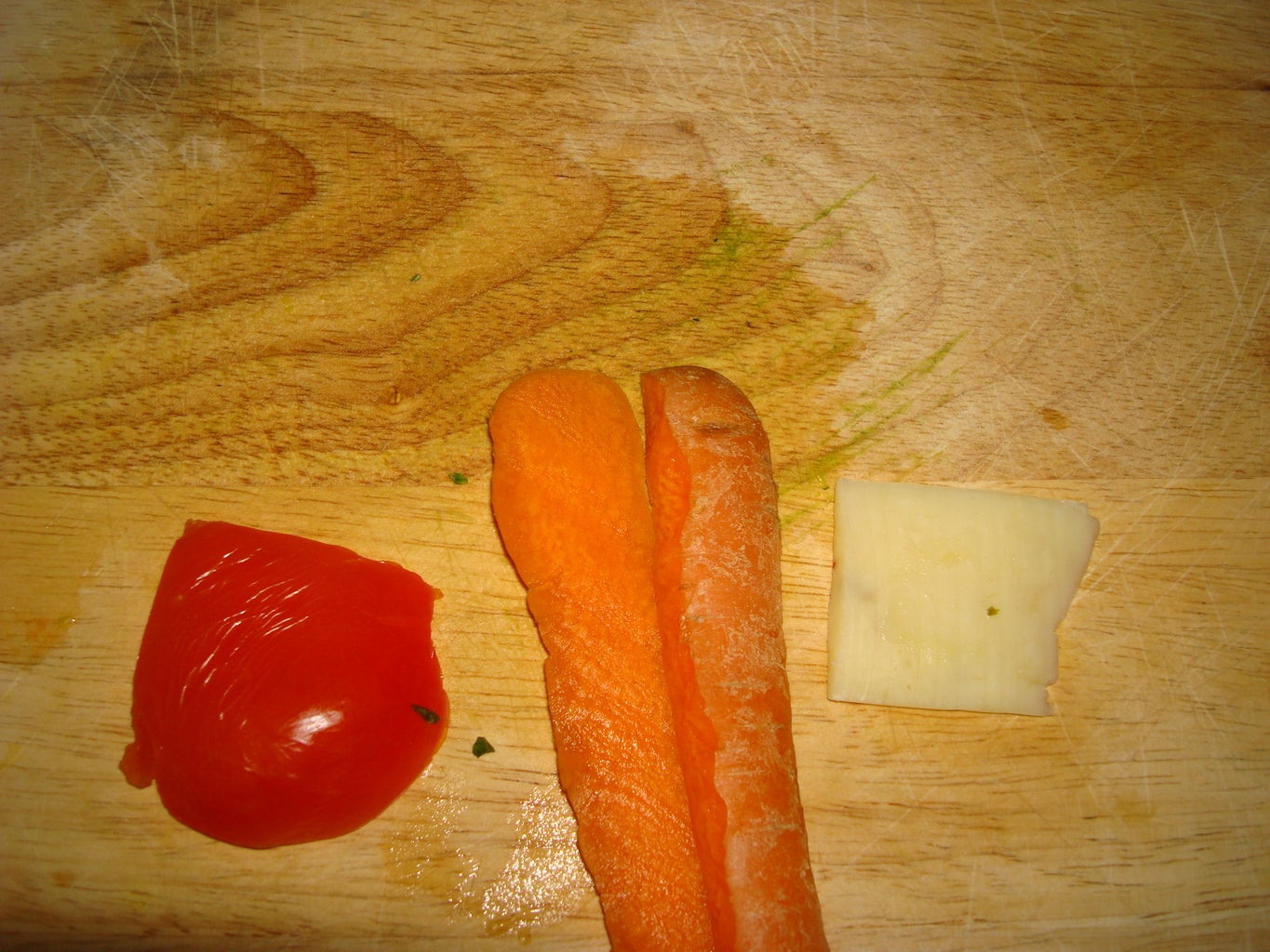 Carrot and Cheese