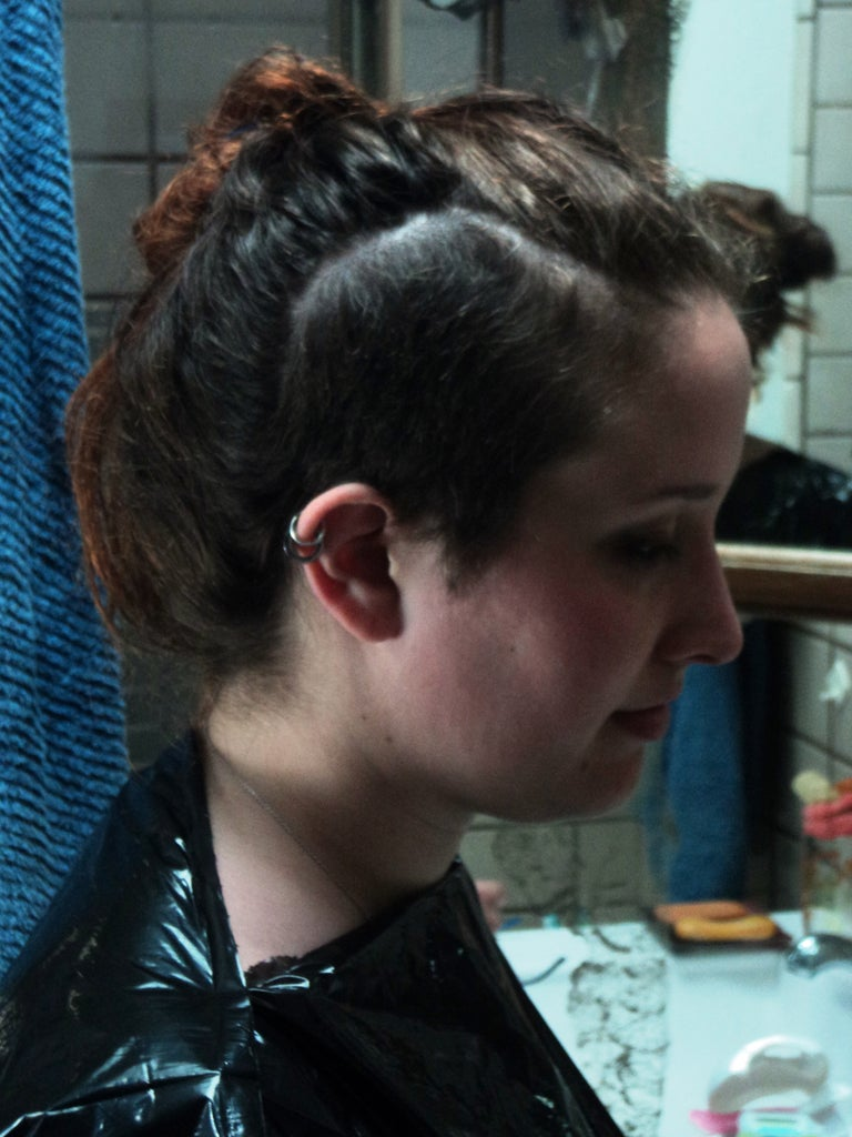 How To Maintain A Sidecut Or Undercut Hair Style 6 Steps With Pictures Instructables
