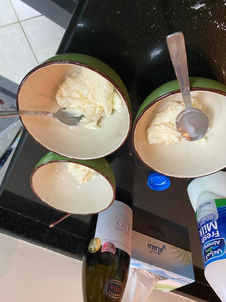 Making the Frosting