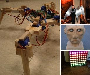 Arduino Challenge Winners