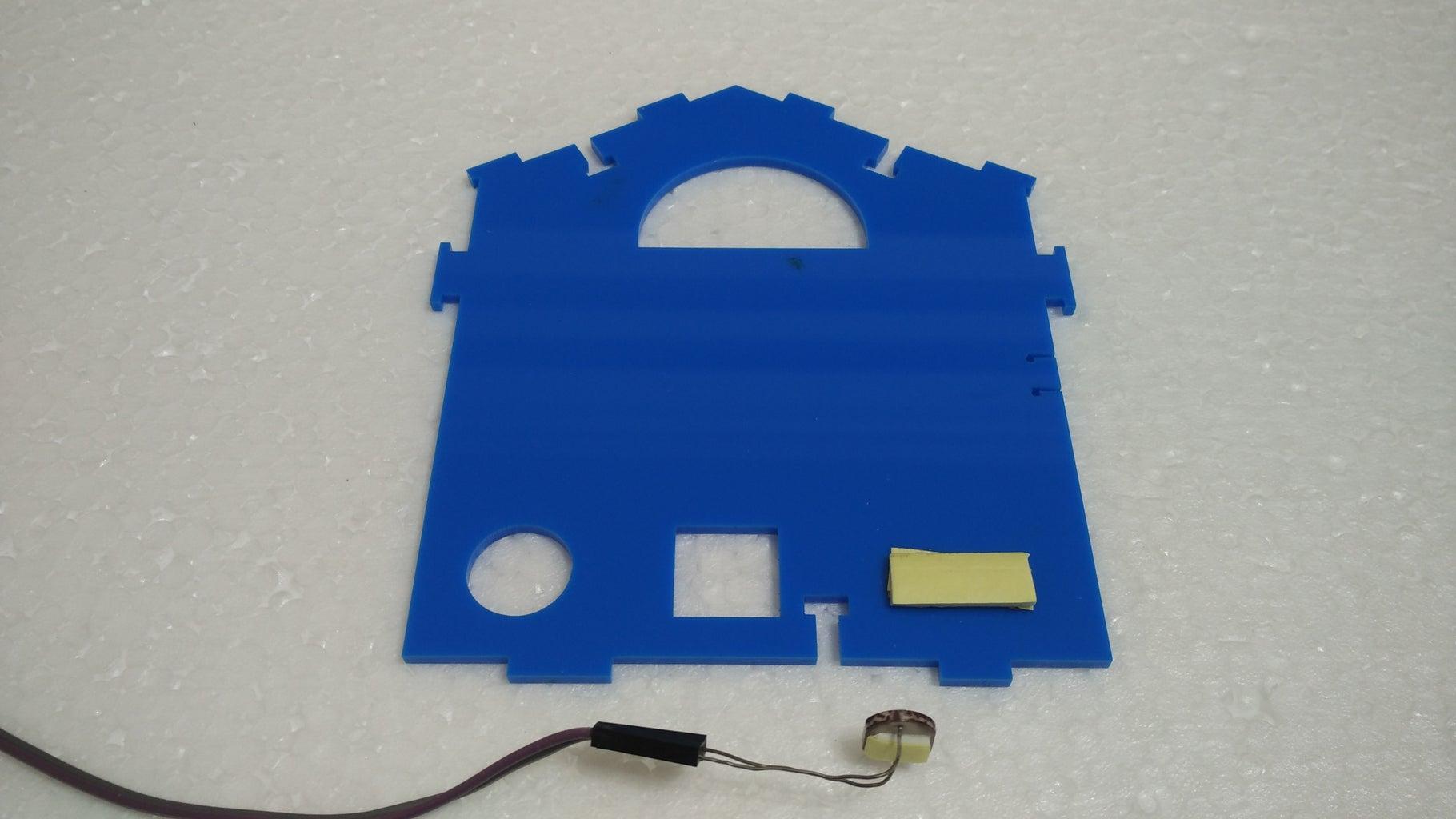 整理光敏電阻