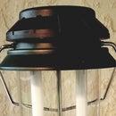 Recycled Lantern Geocache