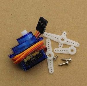 Electronic Parts (Tower Pro 9g Micro Servo)
