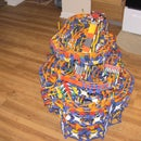 Knex Chinatown Hill Ball Machine Instructions
