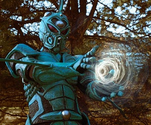 "How to Make a ""Guyver"" Costume"
