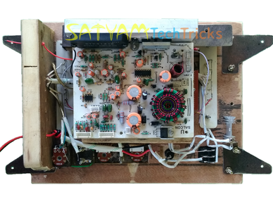Audio Board Fitting