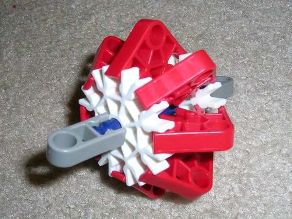 How to Make a Great Exploding Knex Grenade With Pin