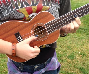 How to Play Seven Nation Army on Ukulele