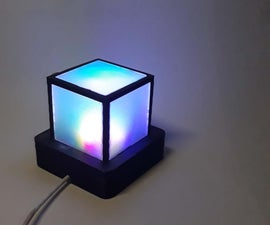 (WiFi) Mood Lamp