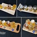 Portavasos Beer Flight para el Día del Padre