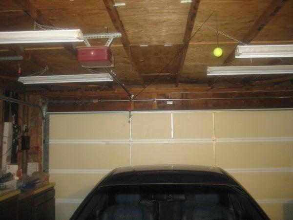 Automatic Garage Parking Aid
