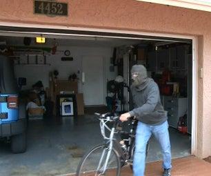 The Garage Door Alert!