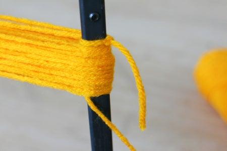 Tie Off the Orange