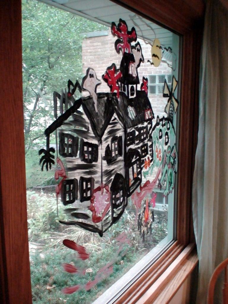 Gallery 1: the West Window