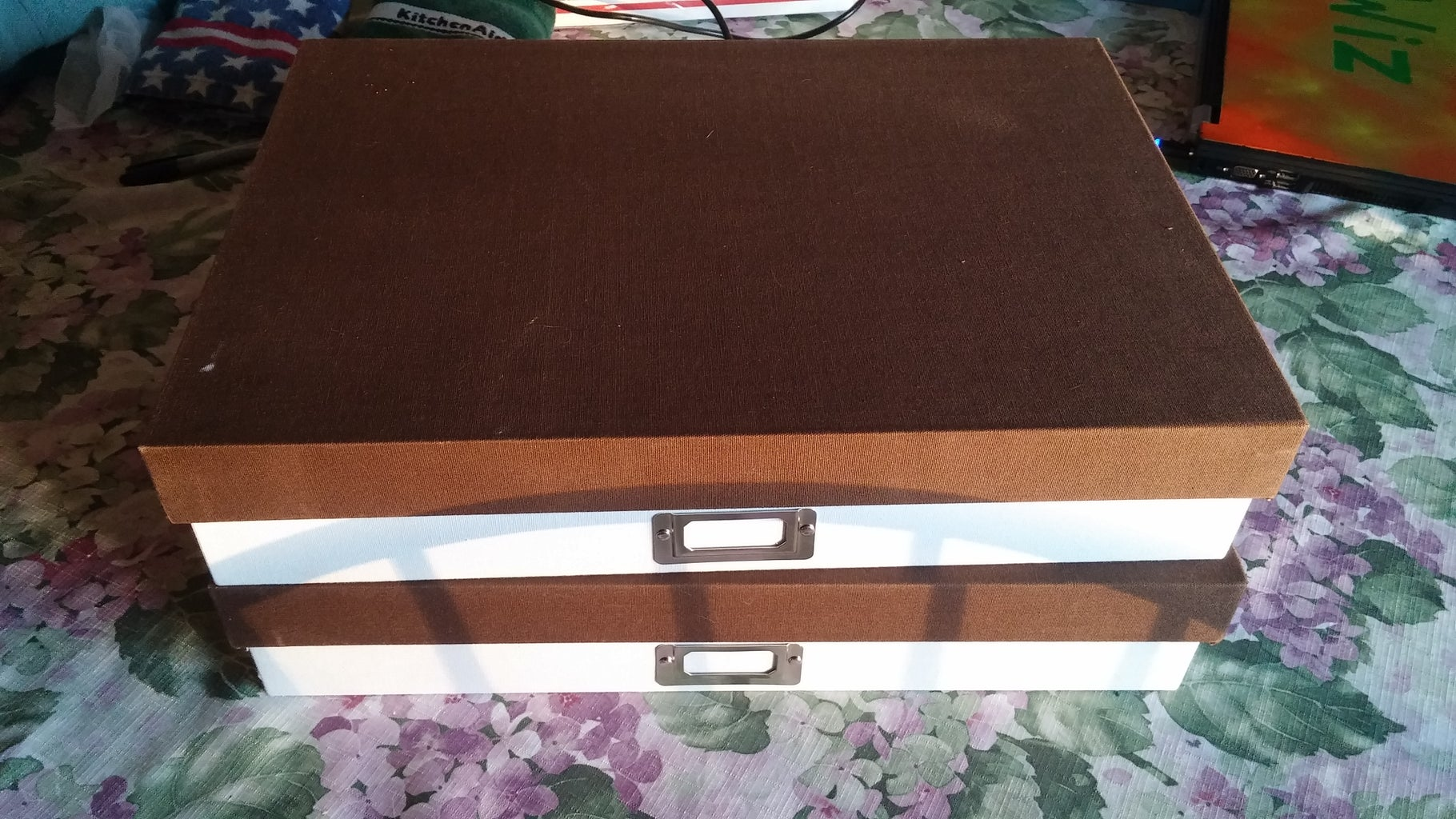 Step 1: Purchase Organizer Box