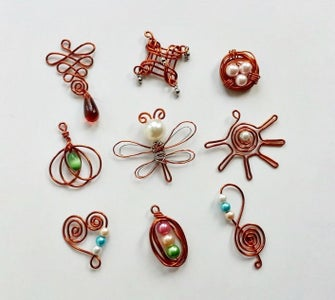 Handcrafted Wire Jewelleries Have Always Fascinated Me