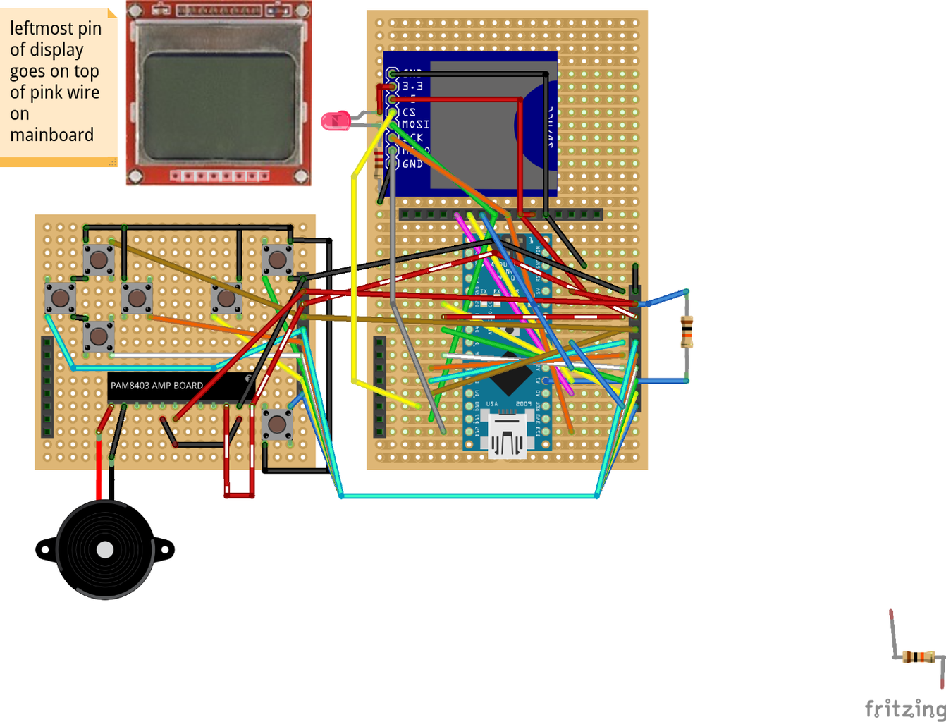 """The DIY """"Gamebuino"""" Device and How to Get One"""