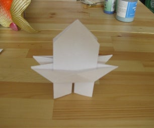 Origami: How to Make a Pagoda