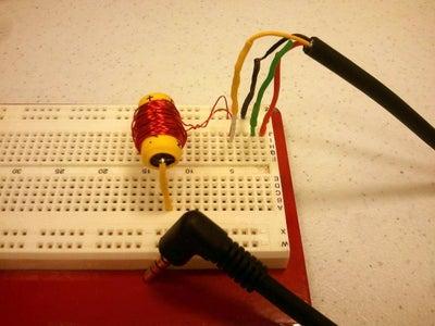 Step Up Voltage: Build a Transformer