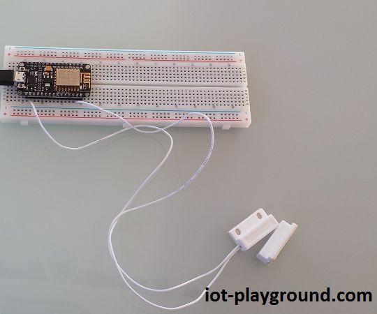 ESP8266 Door/window Sensor With SMS Alarm