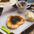 Stove Top Zaatar Manakeesh