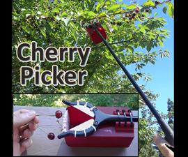 Extended Reach Cherry Picker Stick
