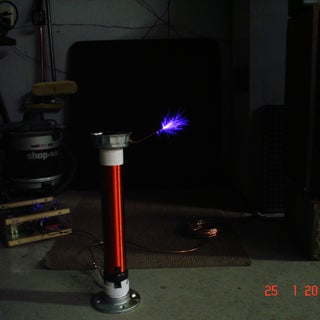 Building a Solid State Tesla Coil