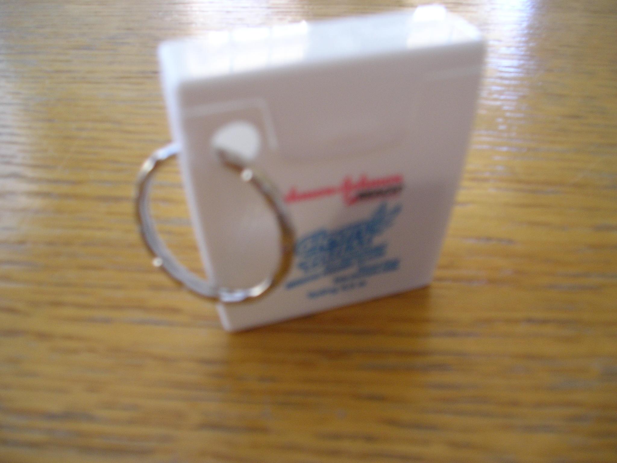 Floss Box Keychain