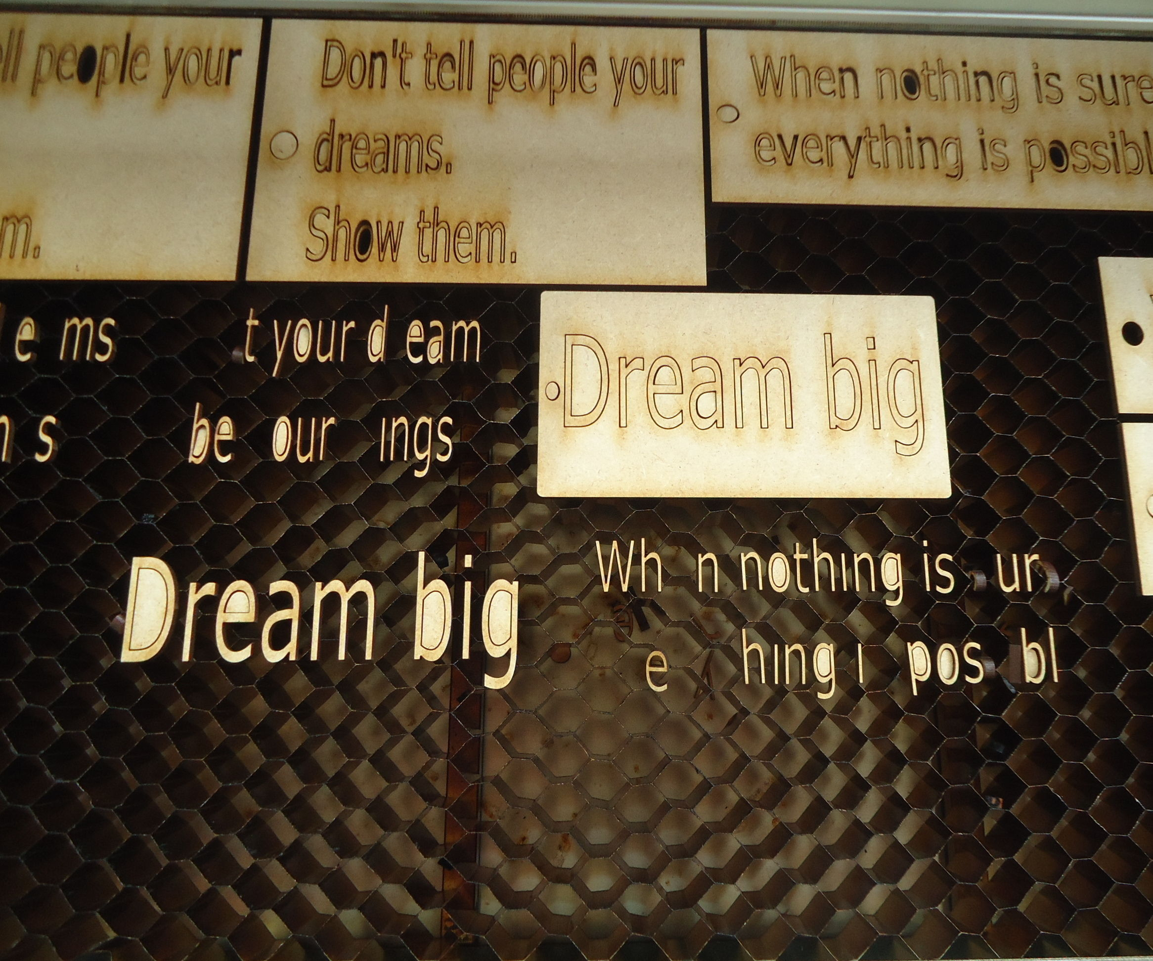 Wood Quotes
