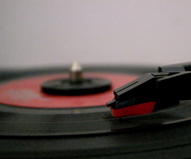 Fixing a Record Player