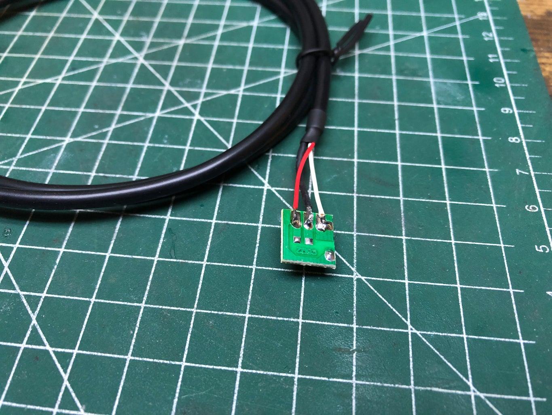 Flow Sensor Wiring