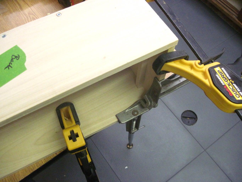 Bottom Assembly- Sides