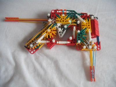 Knex Pistol: M.S.A V2!