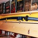Samurai Sword Security Box