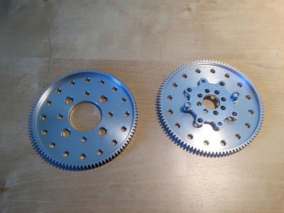 Servos, Gears, and Axles