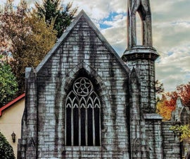 Building a Haunted Chapel