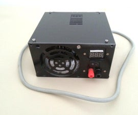 12V Lead Battery Linear Charger