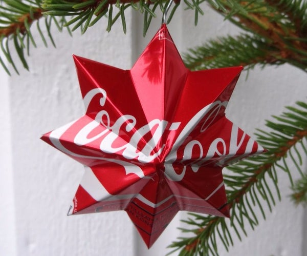 Make a Can Star With a Beautiful Front and Backside