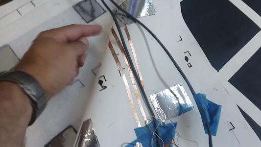 Wiring the Drumpads