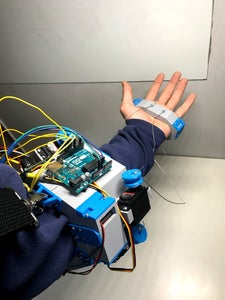 Gen 2 (Physical Therapy) Robotic Device