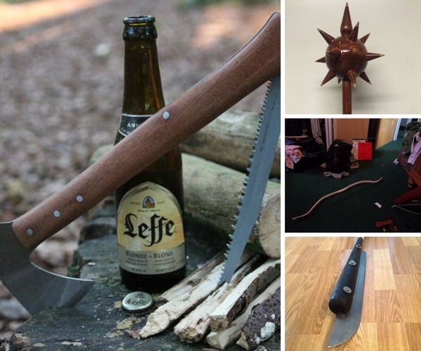 Wonderful Weapons