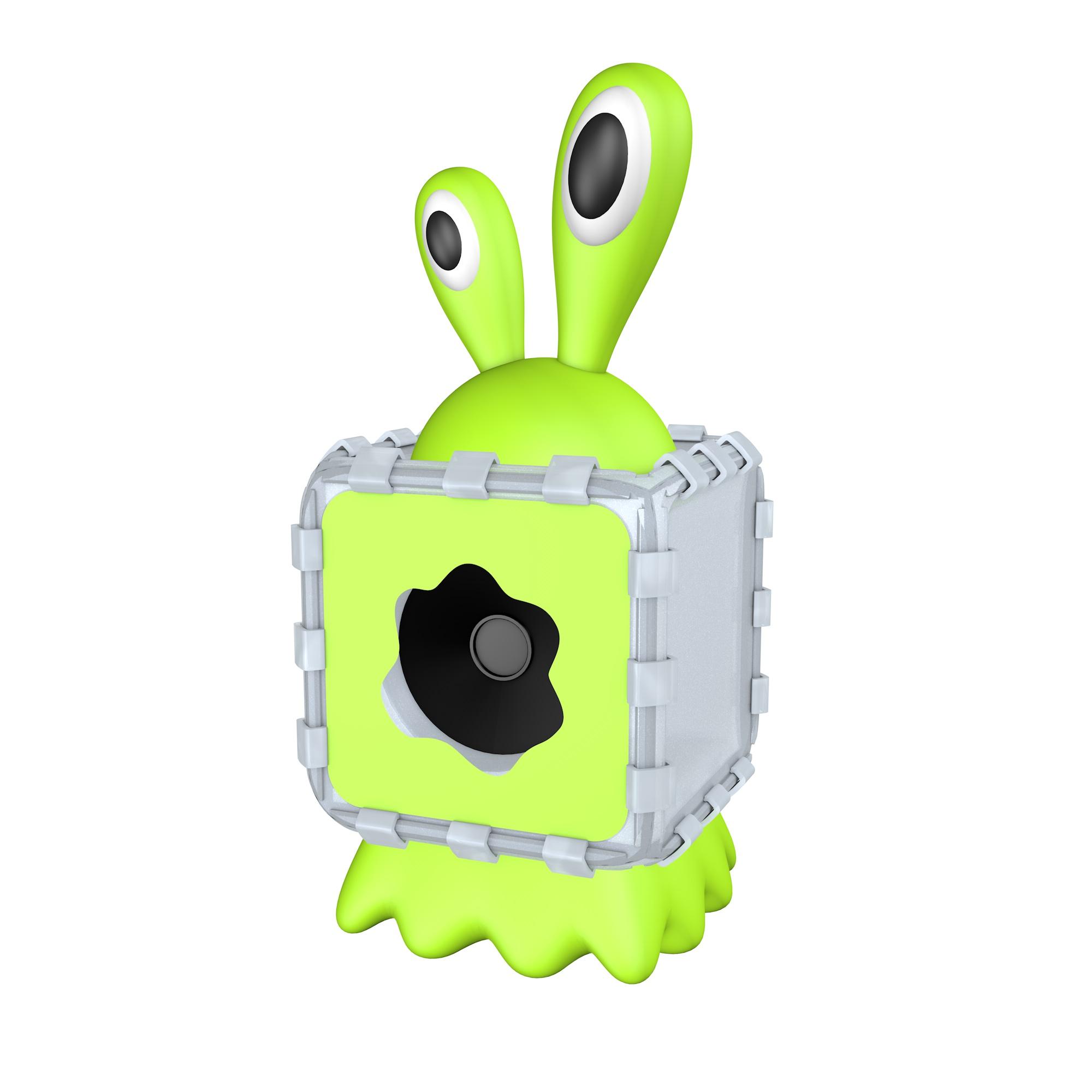 Bose Build Alien